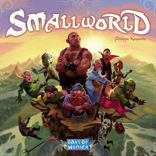 Small World board game review - The Board Game Family image
