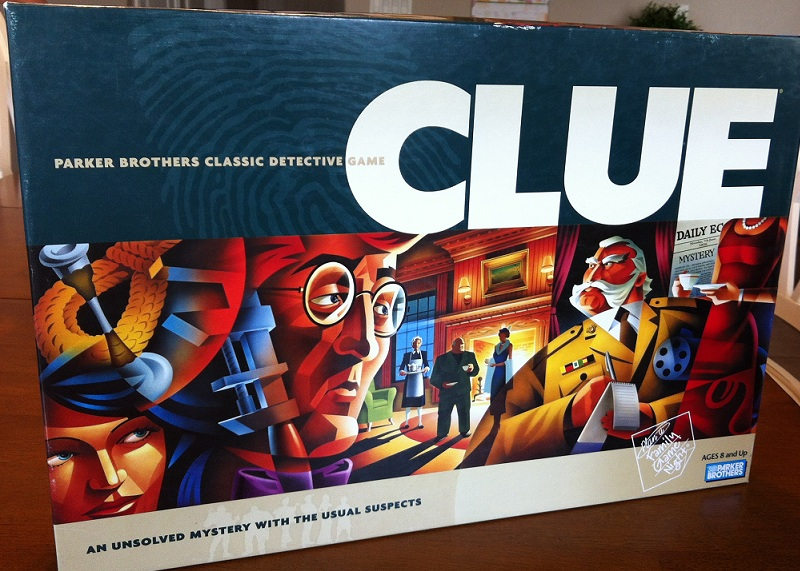 Clue Still A Winner The Board Game Family