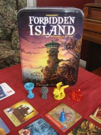 Forbidden Island – lead on, brave souls - The Board Game Family image