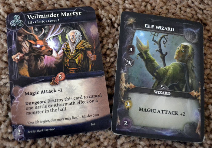 thunderstone advance card game review the board game family