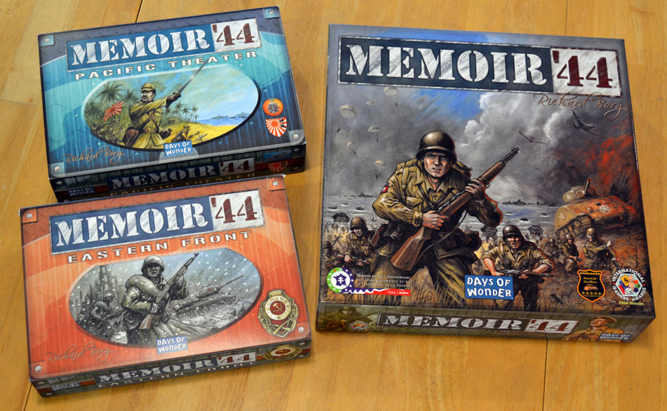 memoir 39 44 pacific theater expansion review the board game family. Black Bedroom Furniture Sets. Home Design Ideas
