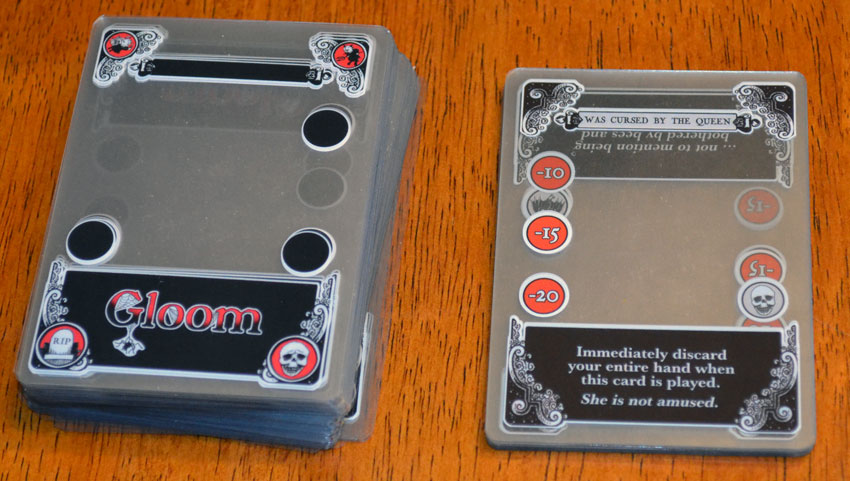 gloom card game review - 850×481