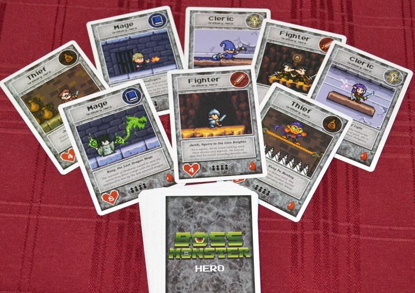 Board Game Boss Card Room Card