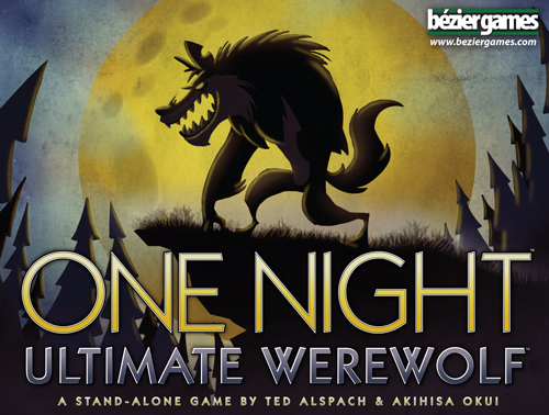 One Night Ultimate Werewolf - is one night enough? - The Board Game Family image