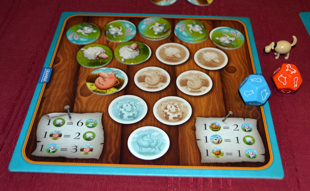 Superfarmer Kids Board Game Review The Board Game Family