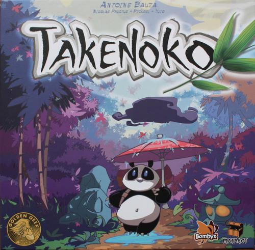 Takenoko - Your bamboo garden awaits - The Board Game Family image