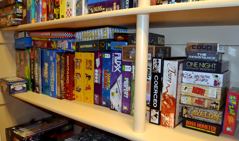 Remarkable How To Organize Your Board Game Collection 3 Steps Download Free Architecture Designs Scobabritishbridgeorg
