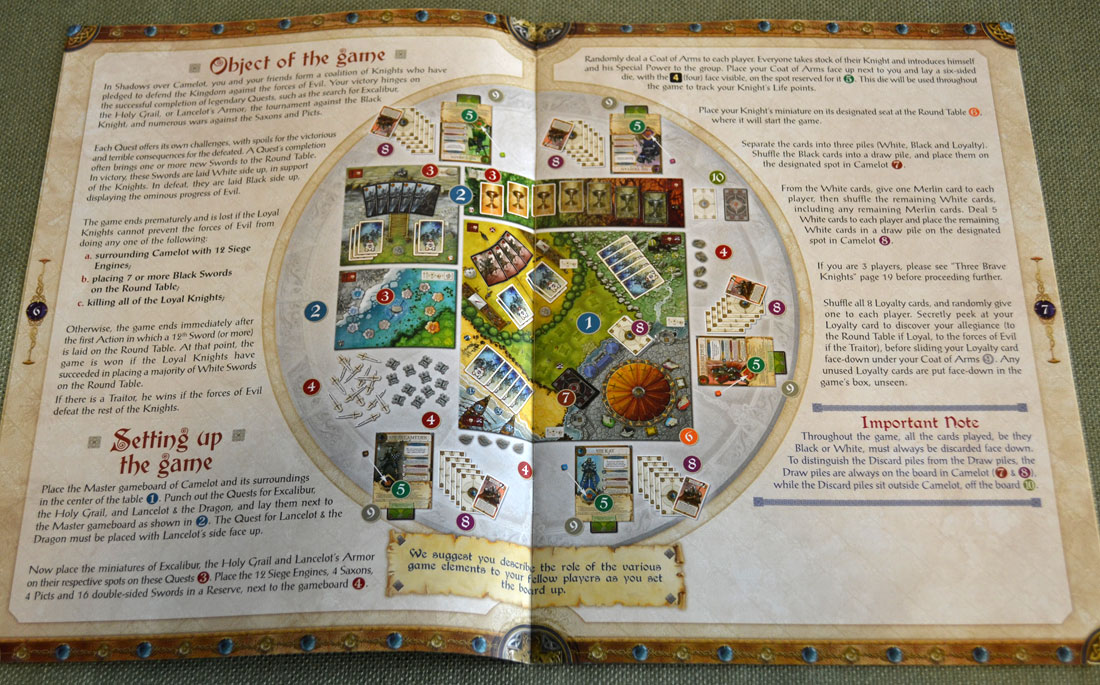6 tips for learning a new board game rh theboardgamefamily com Life Rules of Game Directions Monsters Inc Life Game Rules