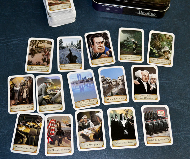 Card Game History