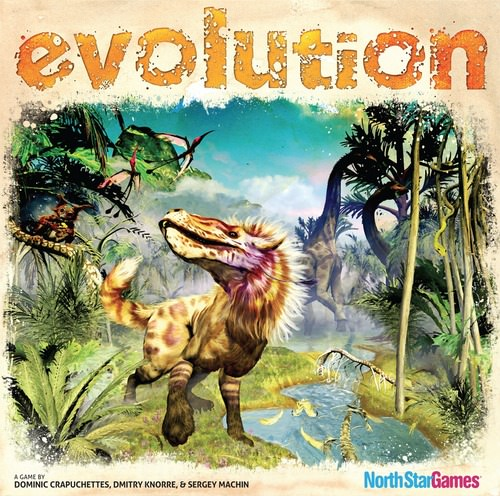 Evolution board game review - The Board Game Family