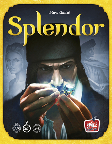 Splendor card game review - The Board Game Family image