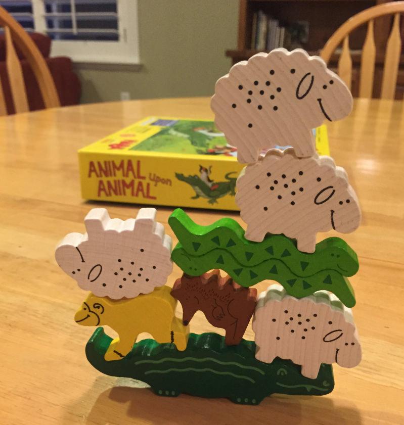 Animal Upon Animal Game Review
