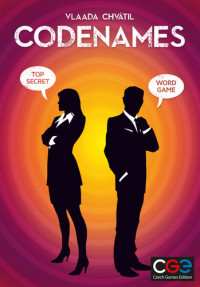 Codenames party game review - The Board Game Family image
