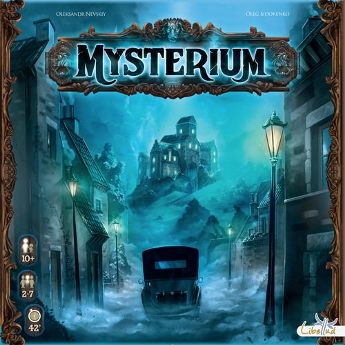 Mysterium family board game review - The Board Game Family image