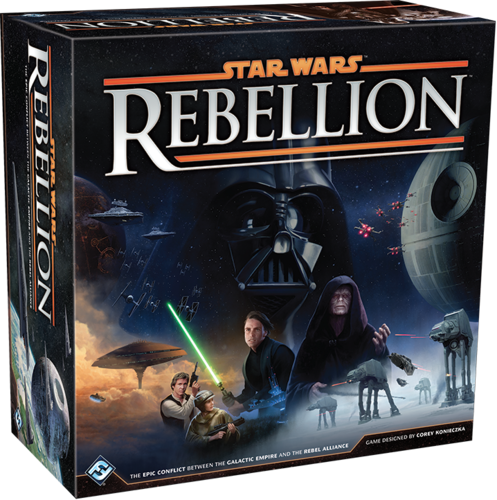 Star Wars Rebellion - May the 4th be with you! - The Board Game Family image