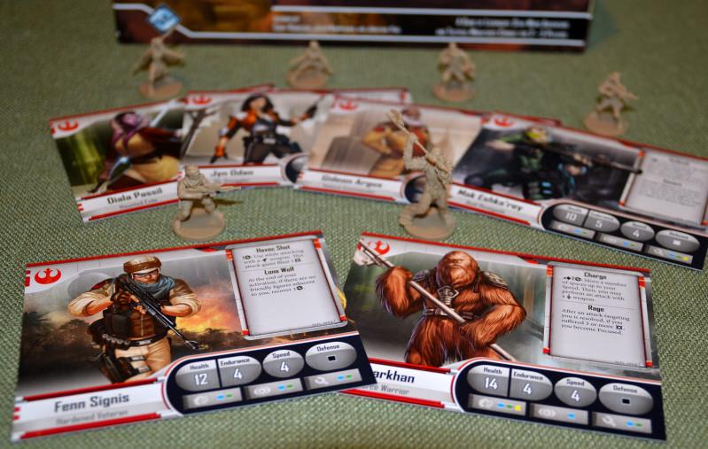 Assault board game