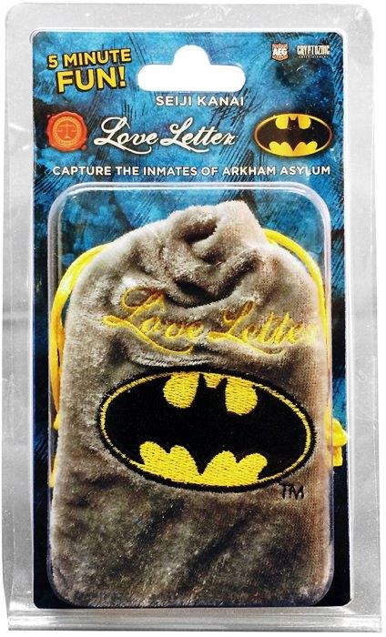 Love Letter: Batman card game review