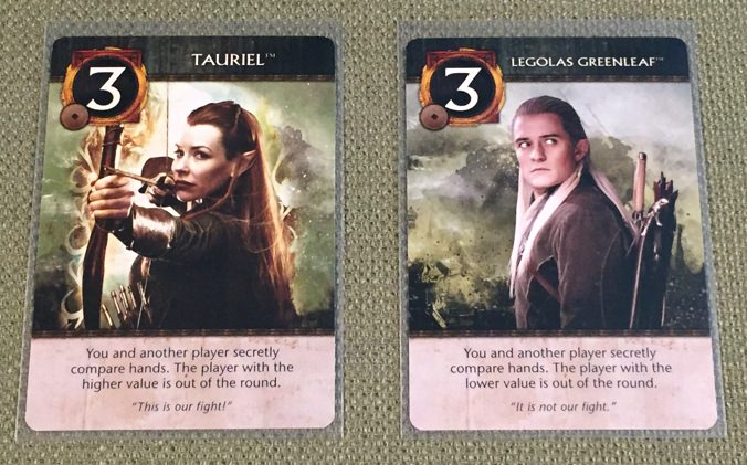 The Board Game Family Love Letter The Hobbit we re in love