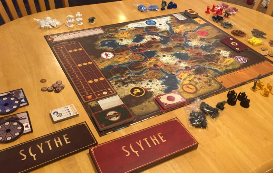 Images of Board Game Reviews - #rock-cafe