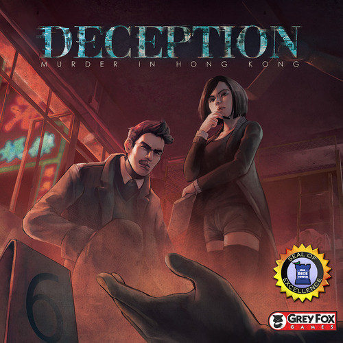 Deception: Murder in Hong Kong is a huge hit! - The Board Game Family image