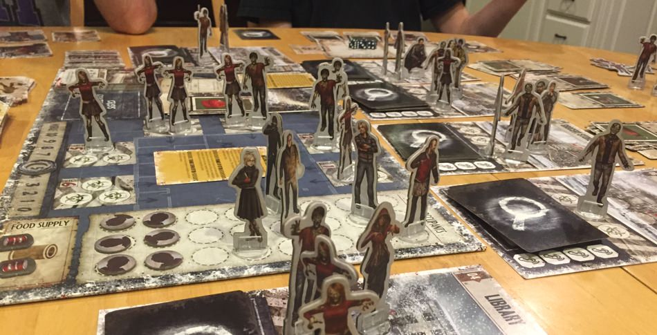 Can you survive the Dead of Winter? - The Board Game Family image