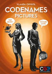 Codenames: Pictures card game