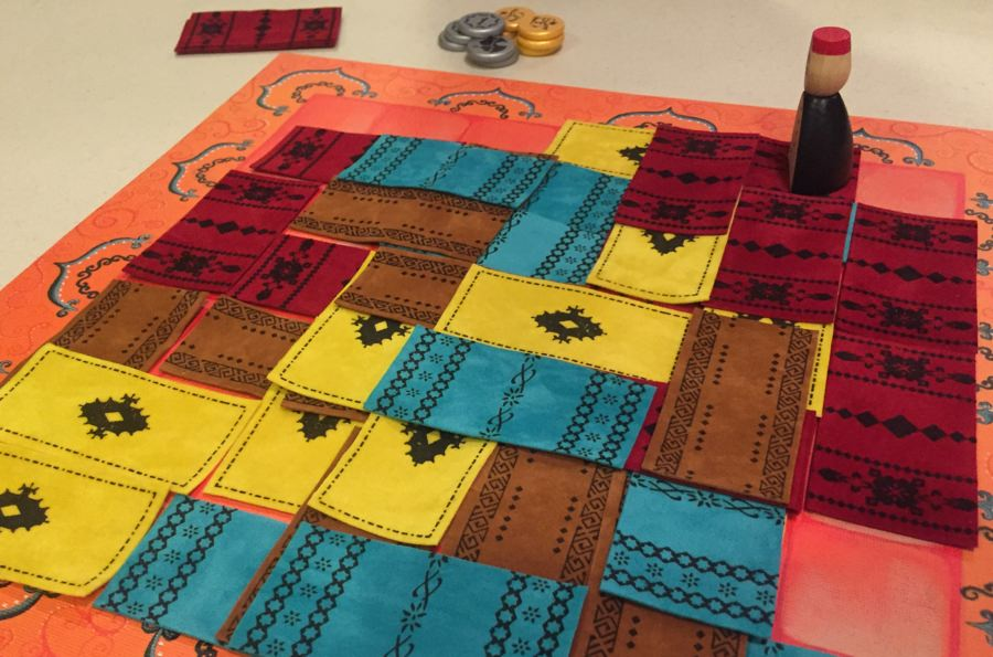 Marrakech is a pleasant surprise! - The Board Game Family
