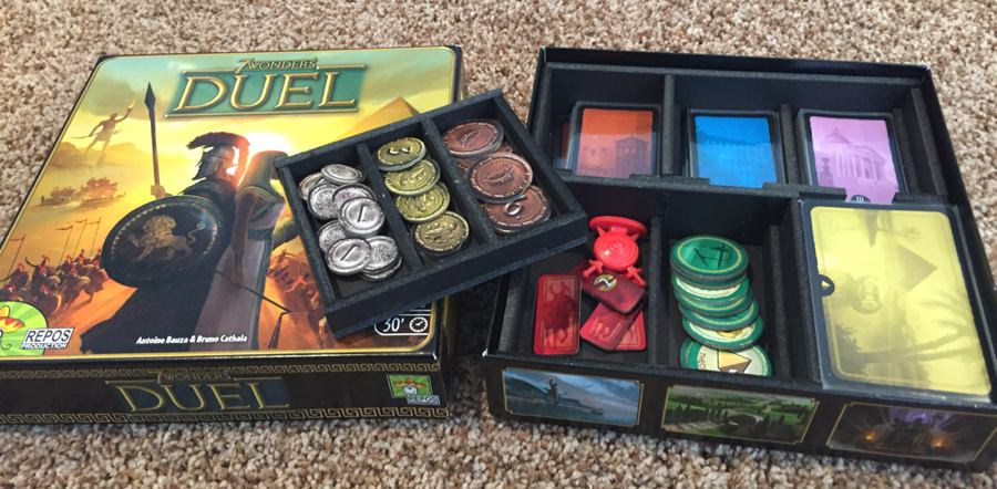 Get your game boxes in order - The Board Game Family