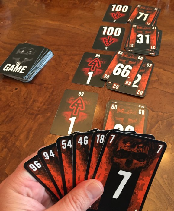 The GAME On Fire Card Game Review
