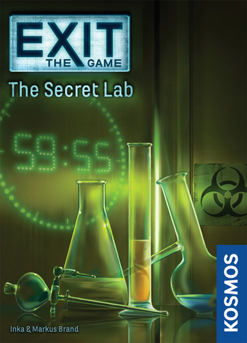 Exit The Game The Secret Lab game