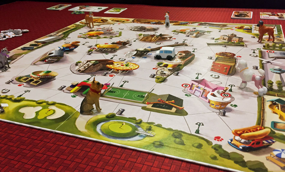 A Dog's Life Family Board Game Review