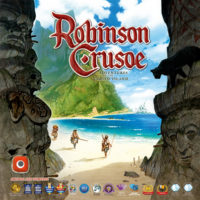Robinson Crusoe cooperative board game