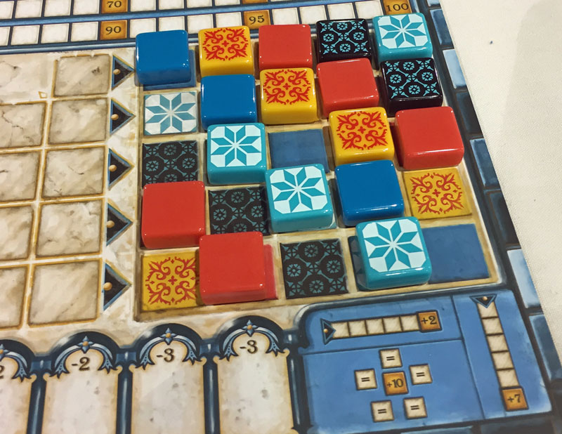 Azul board game review