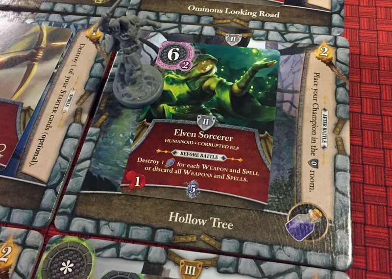 thunderstone quest is the best yet the board game family