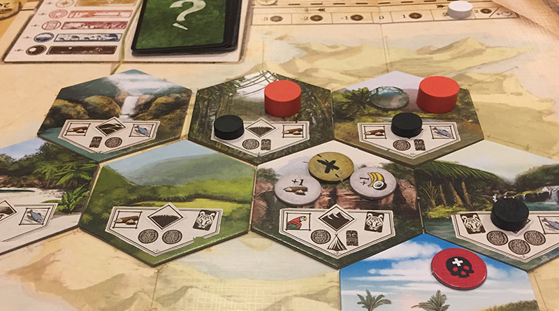 It's hard being Robinson Crusoe - The Board Game Family image
