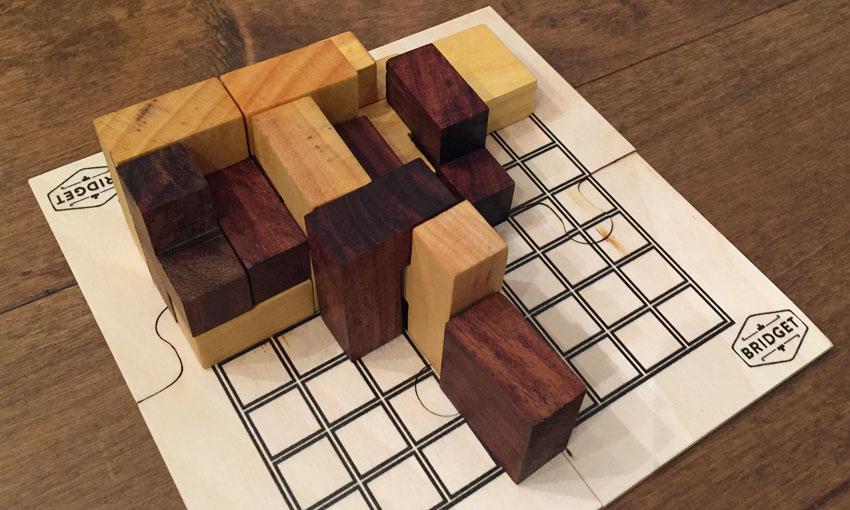 Bridget feels like a timeless classic - The Board Game Family