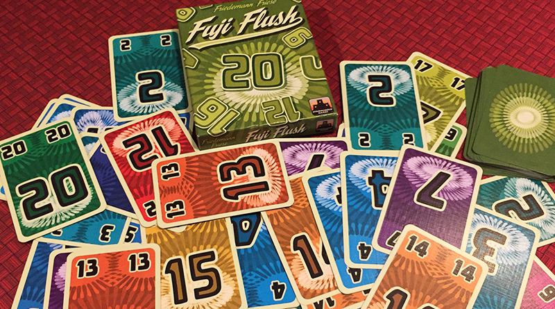 Fuji Flush is my most-played game of the year!