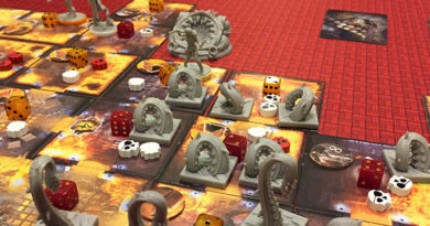 Dead Men Tell No Tales: The Kraken board game expansion