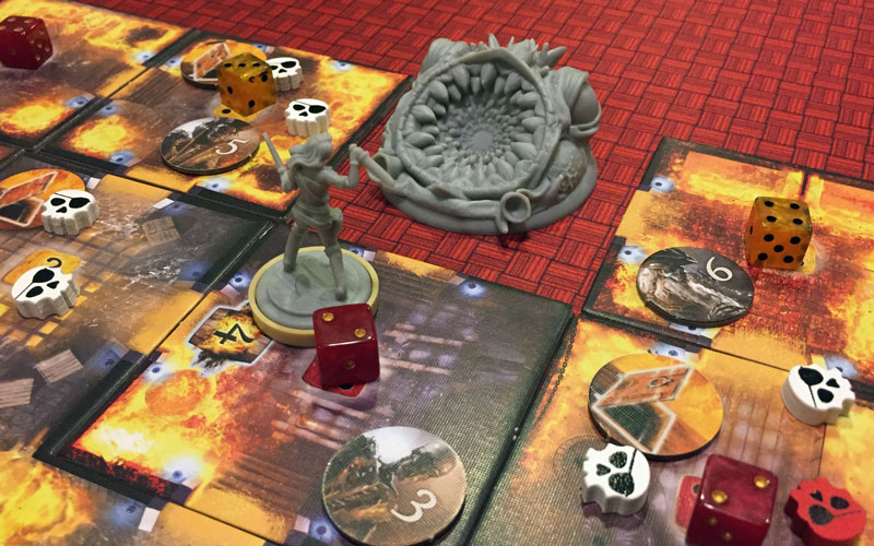 Dead Men Tell No Tales: Kraken expansion review - The Board
