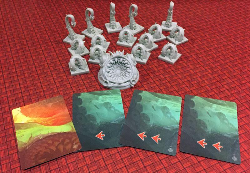 Dead Men Tell No Tales: Kraken expansion review