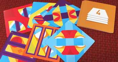 Layers board game