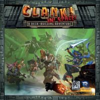 Clank In Space board game