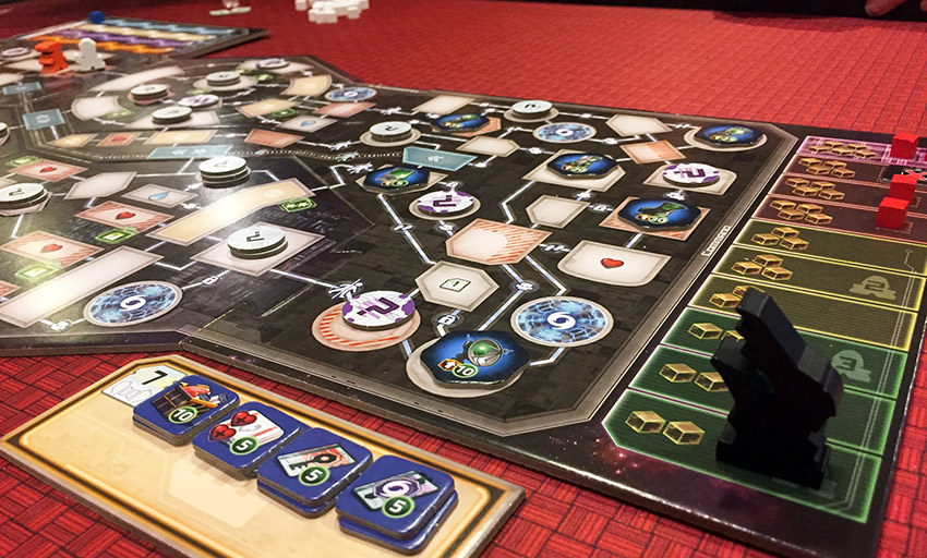 Clank!, Clank!, and more Clank! - The Board Game Family