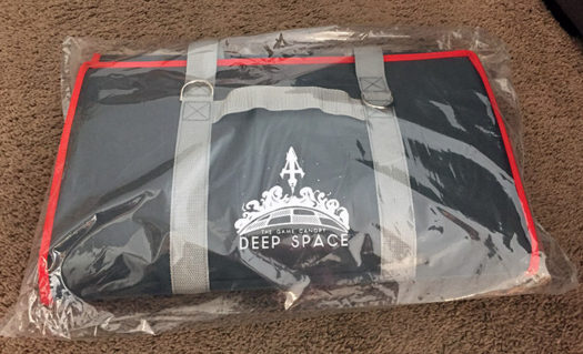 The Game Canopy Deep Space game bag