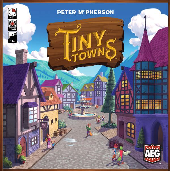 Tiny Towns board game review - The Board Game Family