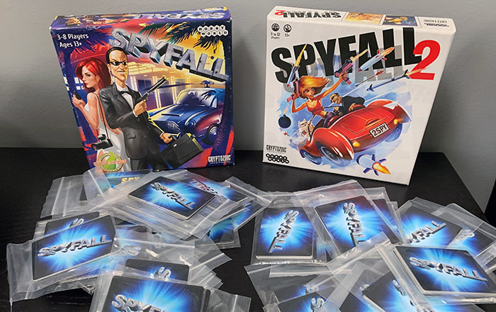 Spyfall & Spyfall 2 Party Game Review - The Board Game Family
