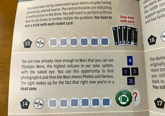 The Crew card game