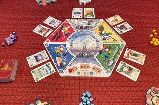 World's Fair 1893 board game
